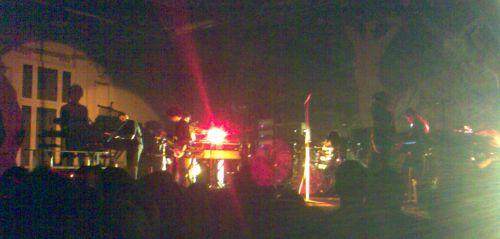 Mars Volta im Huxley's / Berlin am 25.02.2008