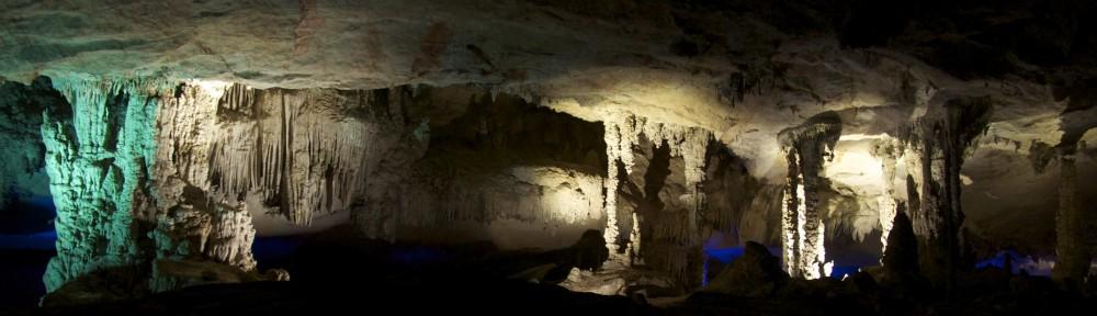 Ban Nahin und die Höhle von Kong Lor