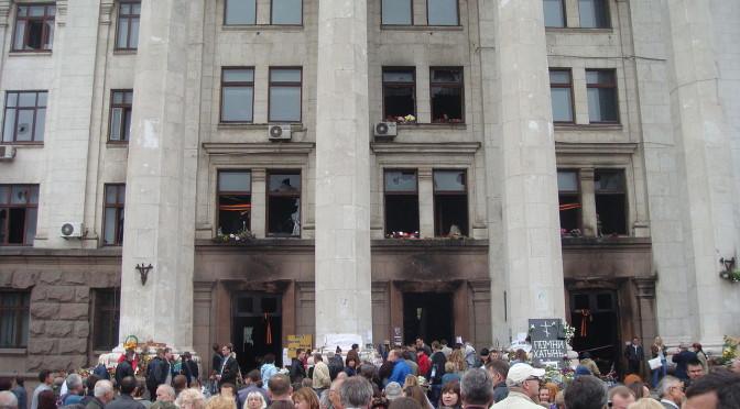 Lauffeuer – Dokumentation über ein Schlüsselereignis des ukrainischen Bürgerkrieges
