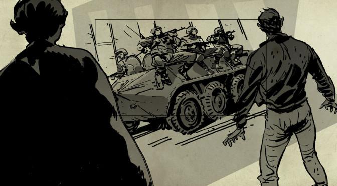 Correctiv berichtet über das Massaker von Andischan