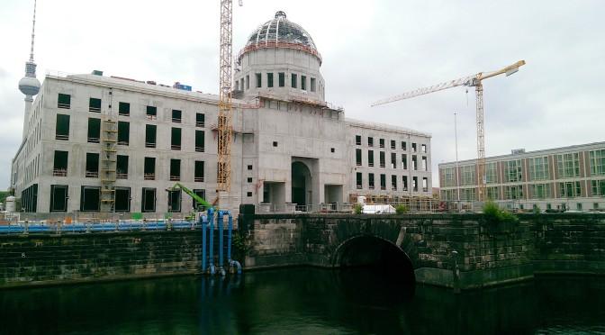 Kaiserlicher U-Boot-Bunker zu Berlin