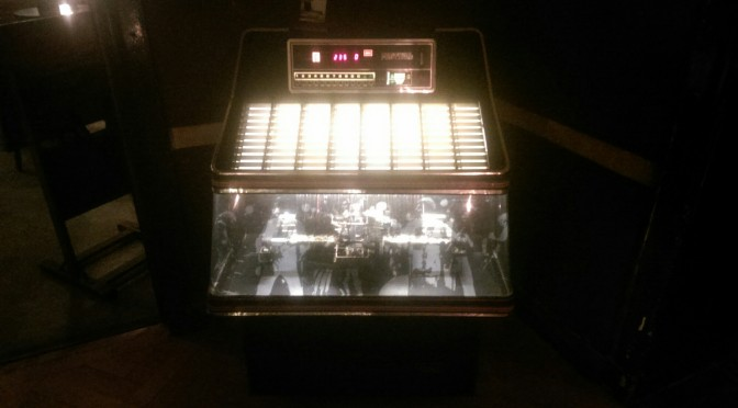 Löwenstarke Jukebox