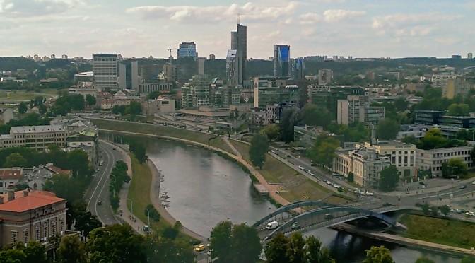 3. Etappe: Vilnius – Riga
