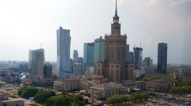 2. Etappe: Warszawa – Vilnius