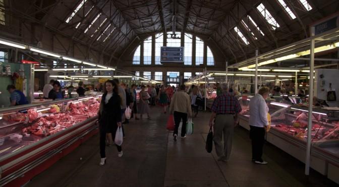 Markthalle Riga