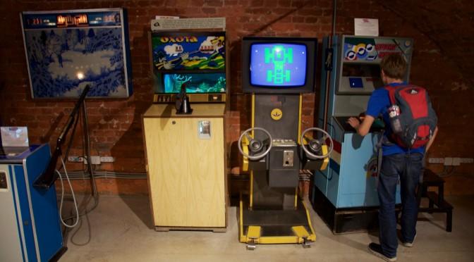 Sowjetsches Spielautomatenmuseum