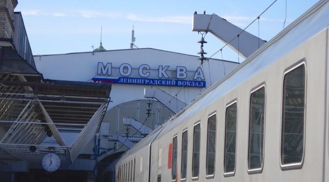 5. Etappe: Sankt-Peterburg – Moskwa