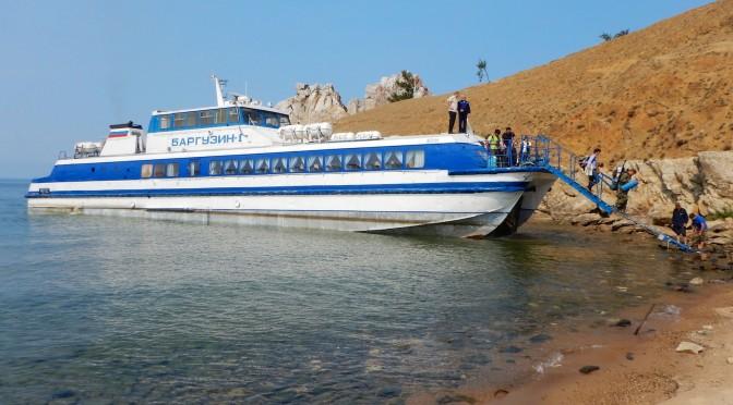 8. Etappe: Khuzhir – Irkutsk – Ulan-Ude