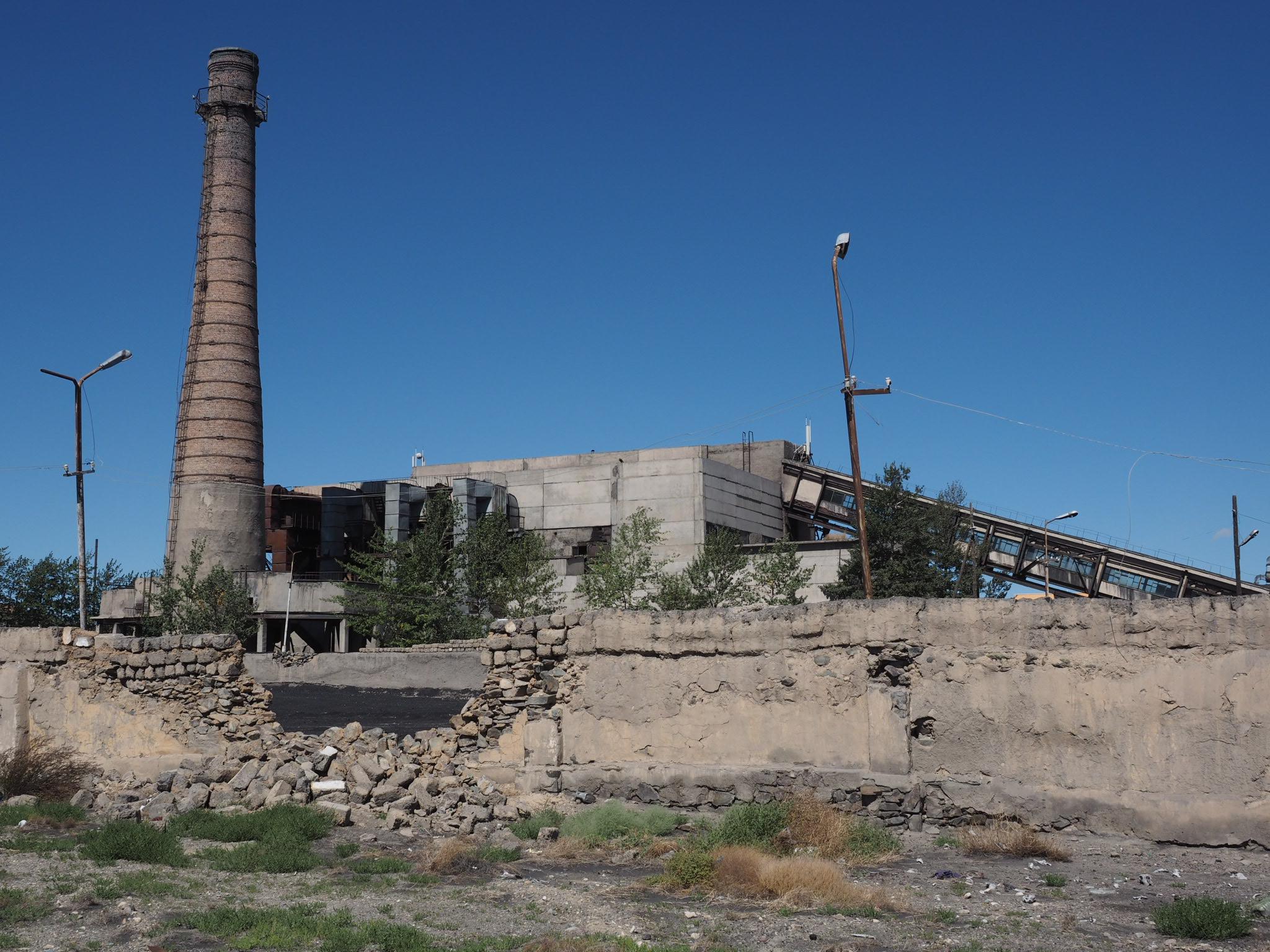 Heizkraftwerk Ölgli