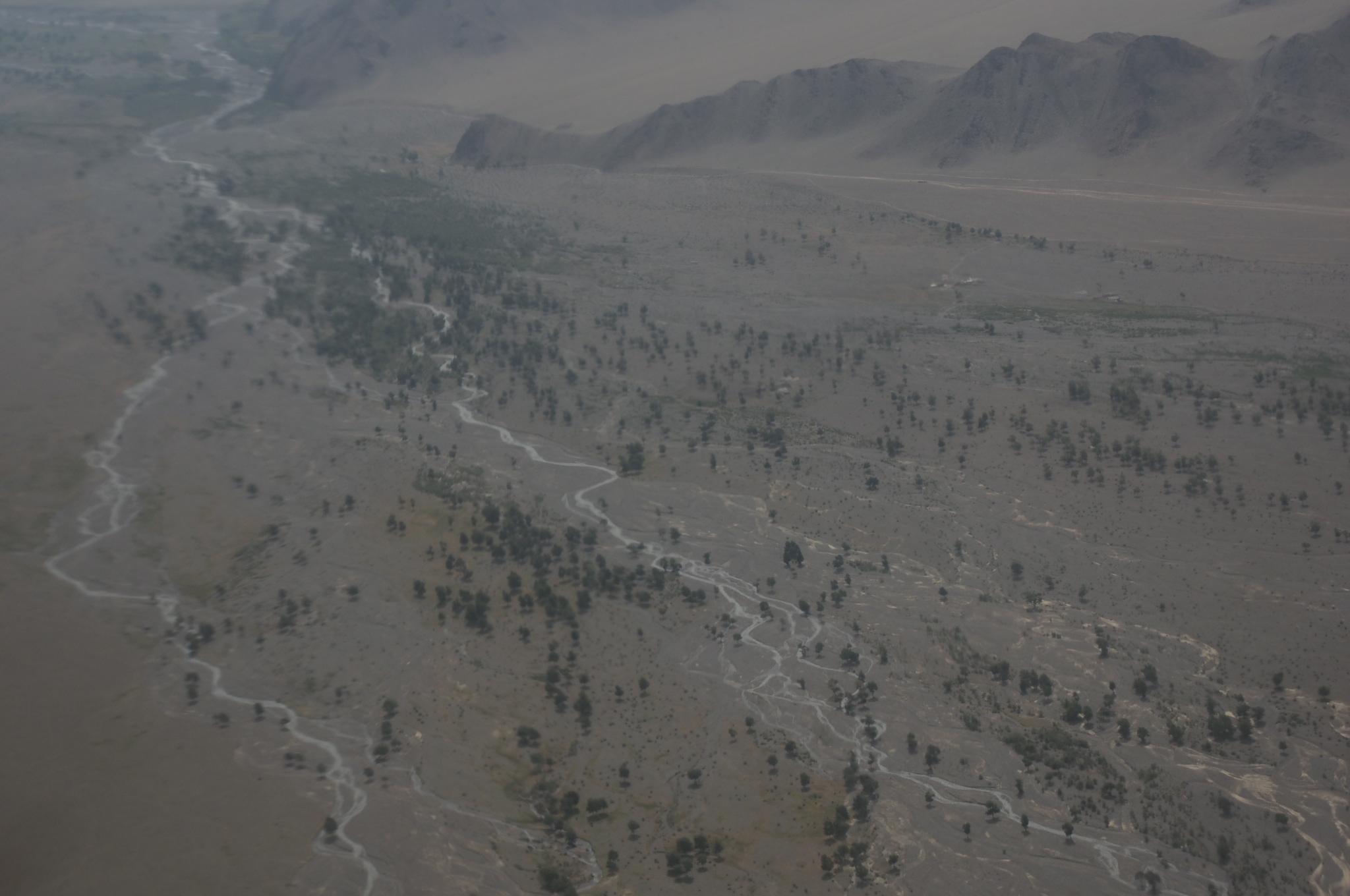 Westmongolische Wüste