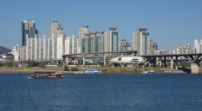 16. Etappe: Seoul – Busan
