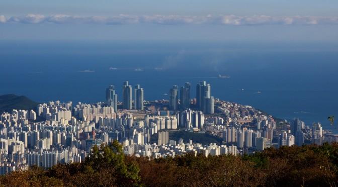 17. Etappe: Busan – Fukuoka