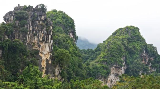 Geschichtsstunde in Vieng Xai
