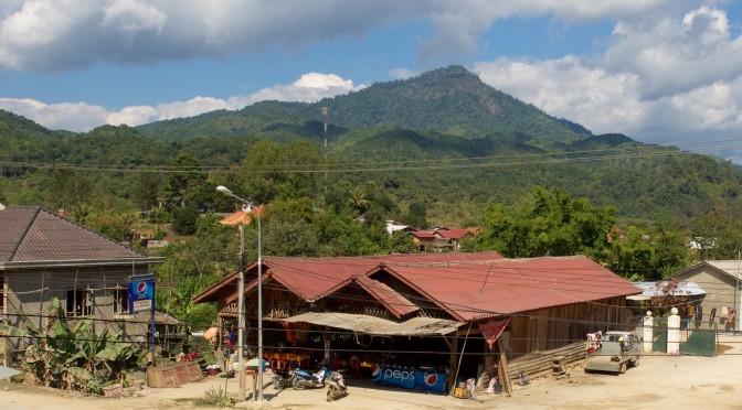 Perfekter Zwischenstopp in Vieng Thong